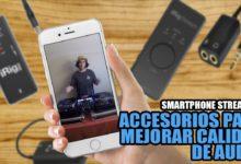 Photo of Mejora la calidad de audio de tus transmisiones en vivo | ACCESORIOS PARA SMARTPHONES