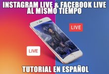 Photo of Transmitir por Facebook e Instagram en simultáneo desde un PC o Mac (Tutorial en Español)