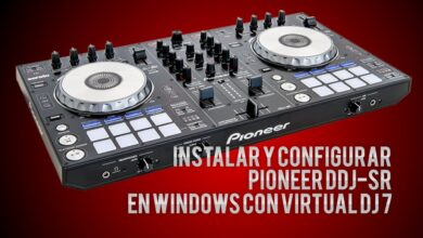 Photo of Instalar y configurar Pioneer DDJ-SR con Virtual DJ 7.4.1 en Windows