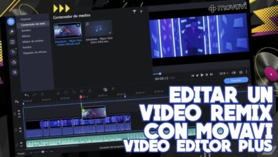 Photo of Cómo editar un Vídeo Remix con Movavi Video Editor Plus (Tutorial en Español)