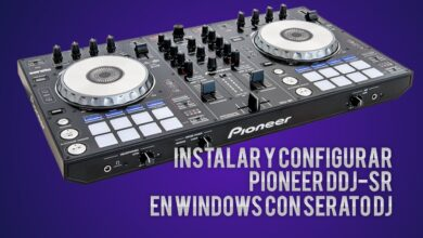 Photo of Instalar y configurar Pioneer DDJ-SR con Serato DJ en Windows