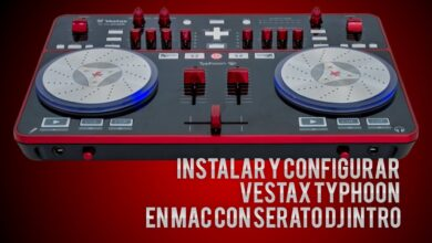 Photo of Instalar y configurar Vestax Typhoon con Serato Intro en Mac OSX