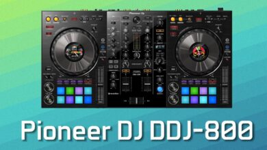 Photo of Pioneer DJ lanza el controlador para Rekordbox DDJ-800