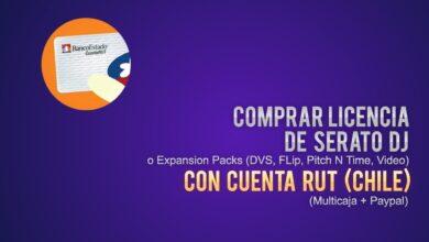 Photo of Comprar Licencia en Serato.com con Cuenta Rut (Multicaja + Paypal) SOLO CHILE