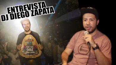 Photo of Entrevista a DJ Diego Zapata, campeón Red Bull 3Style Chile (Días antes de su participación mundial)