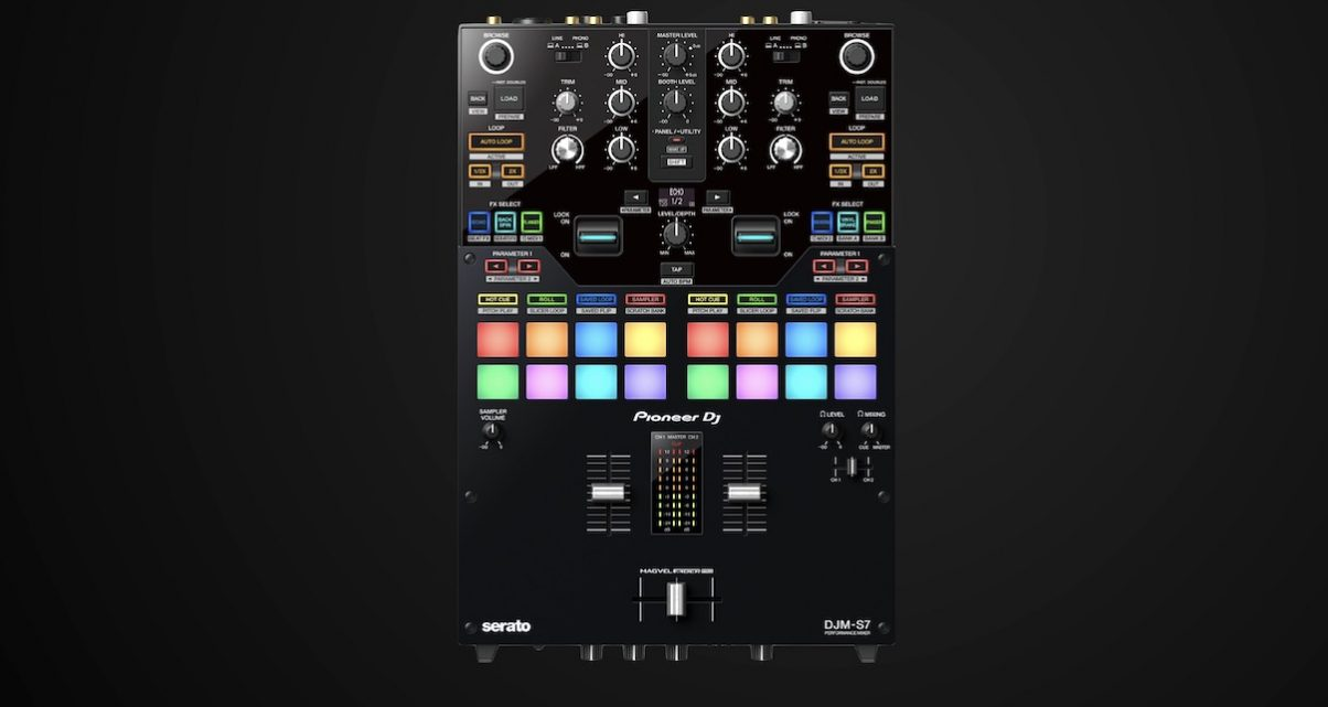 Photo of Pioneer DJ DJM-S7, un nuevo mixer de batalla